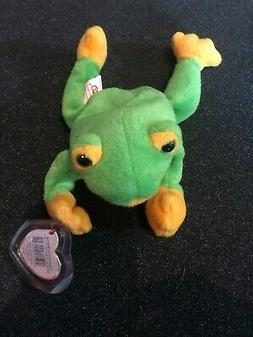 Ty Beanie Babies Original Smoochy Toys Stuffed Animals Vinta