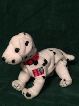 Ty Beanie Babies Rescue - FDNY Dalmatian Dog