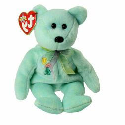 "TY Beanie Babies 8"" Teddy Bear ** ARIEL **   6th Gen New w/"