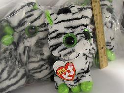 Beanie Babies Zig - Zag Zebra