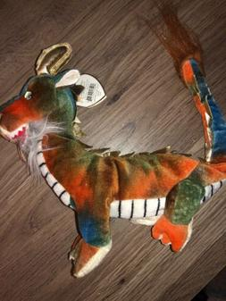Ty Beanie Baby 2000 Zodiac Collection Dragon Plush Stuffed A