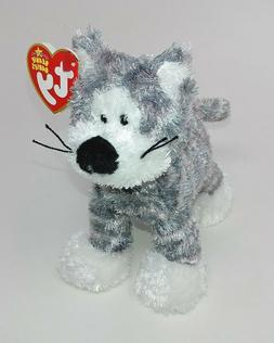 Ty Beanie Baby CATSBY the Cat 2005 MWMT Retired Plush Toy St