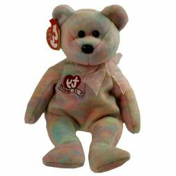 TY Beanie Baby - CELEBRATE the Bear  - MWMTs Stuffed Animal