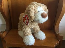 TY Beanie Baby - DOOGIE the Dog  - MWMTs Stuffed Animal Toy