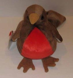 Ty Beanie Baby Early Bird Plush Stuffed Animal Retired W Tag