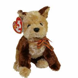 TY Beanie Baby - FIDGET the Dog  - MWMTs Stuffed Animal Toy