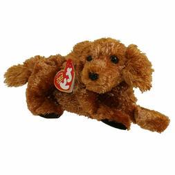 TY Beanie Baby - FITZ the Dog  - MWMTs Stuffed Animal Toy  #