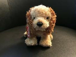 TY Beanie Baby - HOUSTON the Dog  - MWMTs Stuffed Animal Toy