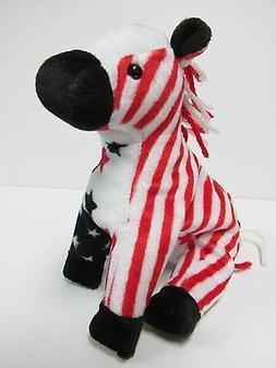 TY Beanie Baby - LEFTY 2000 the Donkey  - MWMTs Stuffed Anim