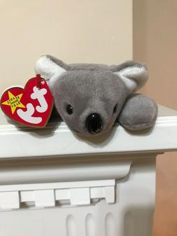 Ty Beanie Baby Mel The Koala 1996 Retired