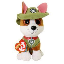 - MWMTs Stuffed Animal Toy Paw Patrol 6 inch ZUMA Labrador TY Beanie Baby