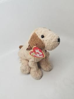 TY Beanie Baby - RUFUS the Dog  -  Stuffed Animal Toy