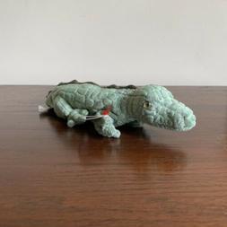 """TY Beanie Baby - SWAMPY the Alligator 9.5"""" Stuffed Animal"""