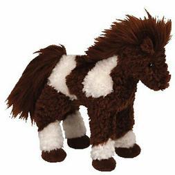 TY Beanie Baby - THUNDERBOLT the Horse  - MWMTs Stuffed Anim