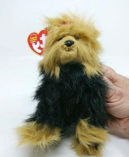 Ty Beanie Baby Yapper Dog 2004 Mint with Mint Tags Smoke Fre