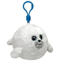 Ty Beanie Ballz - Seymour the Seal Clip