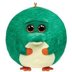 Ty Beanie Ballz Bayou the Alligator Ballz by Ty