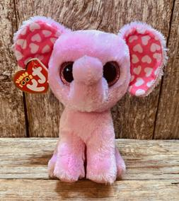 New  Ty Beanie Boo Bubby 6 inches Easter Bunny Rabbit