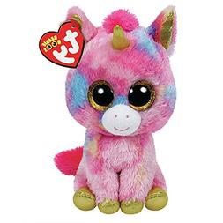 Ty Beanie Boo Fantasia the Unicorn Plush Stuffed Animal Magi