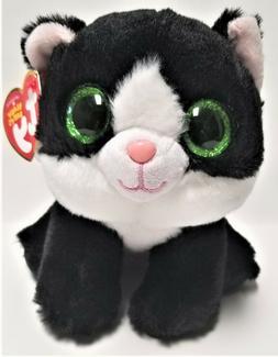 Ty Beanie Boo's - 6'' Ava The Cat Stuffed Plush Animals