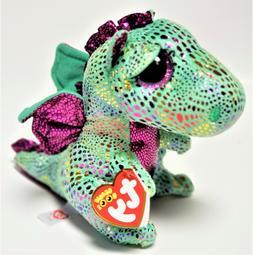 Ty Beanie Boos 6'' -CINDER THE DRAGON Stuffed Plush Animals