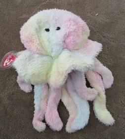 Ty Beanie Buddy Goochy the Octopus  Plush Stuffed Animal MWM