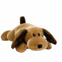 TY Beanie Buddy - BONES the Dog  - MWMTs Stuffed Animal Toy