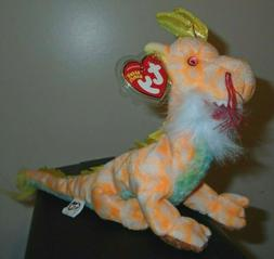 TY Beanie Baby - LOONG the Dragon