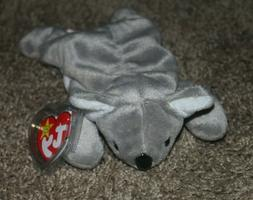 TY Beanie Baby - TRUMPET the Elephant  - MWMTs Stuffed Anima
