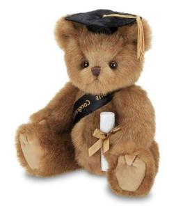 Bearington 2019 Graduation Plush Stuffed Animal Teddy Bear B