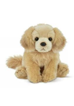 Bearington Goldie Golden Retriever Plush Stuffed Animal Pupp