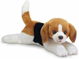 Bearington Hunter Beagle Plush Stuffed Animal Puppy Dog, 15