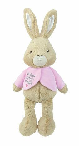Kids Preferred Beatrix Potter Flopsy Bunny Beanbag Plush, 10
