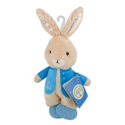 Beatrix Potter Peter Rabbit Teether Cuddle Pal Stuffed Anima
