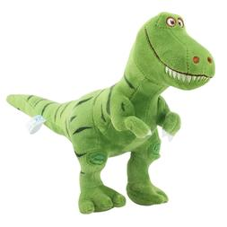 Zooawa Bed Time Stuffed Animal Toys, Cute Soft Plush T-Rex T