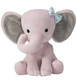 "Bedtime Originals Twinkle Toes Plush Elephant 10"" Hazel - Pi"