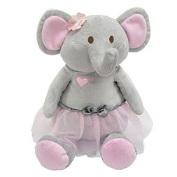 Bella Plush Toy Elephant in Tutu by The Peanut Shell