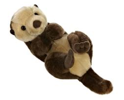 Best Stuffed Animal Toy Sea Otter Stuffed 10 Inch Large Cudd