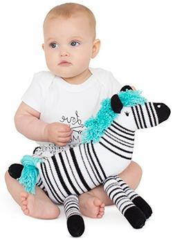 Finn + Emma Big Buddy 15 Inch Organic Cotton Knit Stuffed An