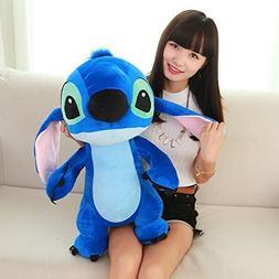 phpkim88 1pcs 60cm Big Cute Giant Lilo Stitch Plush Large St
