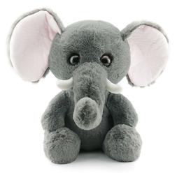 Big Ears Young Elephant Stuffed Animals Plush Toy 15 Inches