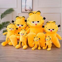 big garfield cat plush soft toy pillow