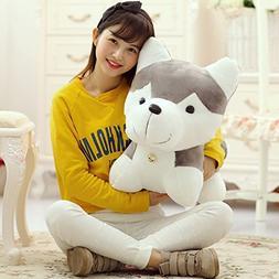 1pcs 70CM Big Plush Huskies Dog Wolf Giant Large Stuffed Ani