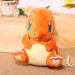 1pcs 30CM Big Pokemon Charmander Plush Toy Charmeleon Chariz