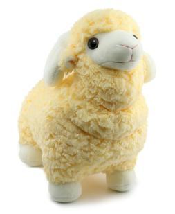Big Realistic Stuffed Animal Sheep - Australia Lamb Plush To