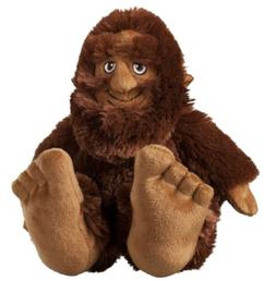 "Bigfoot Sasquatch 10"" Stuffed Animal Plush"