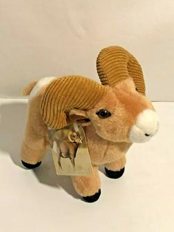Wild Republic Bighorn Sheep 8 inch Plush Soft Stuffed Animal
