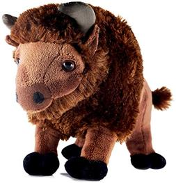 Billy the Bison | 11 Inch Buffalo Stuffed Animal Plush | By