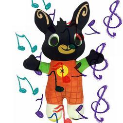 Bing Bunny 28cm with Music Rabbit Plush Bing Sing Theme Song