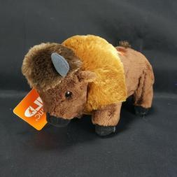 Wild Republic Bison Buffalo Realistic Sound Calls Stuffed An
